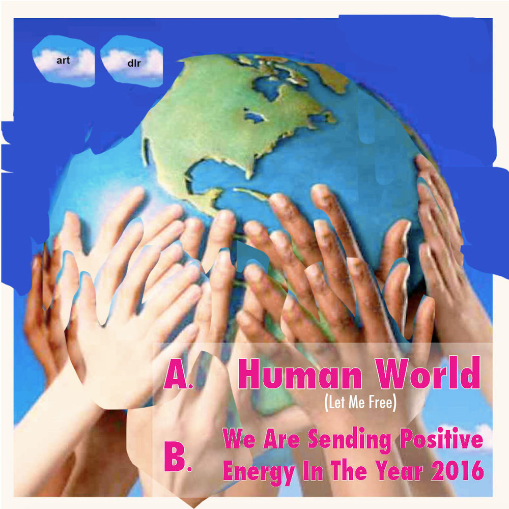Art Dealer - Human World Single Art