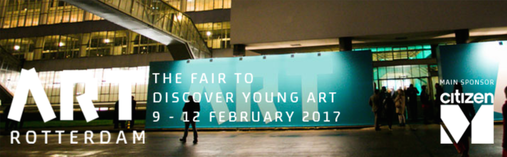My short Four Kings at Art.Fair Rotterdam 9 - 12.2, part of FLAM's booth