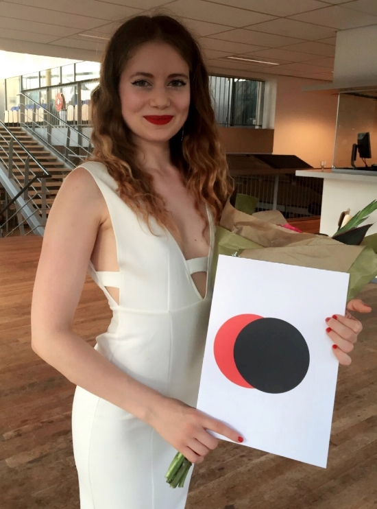 GRADUATED FROM SNDO, School For New Dance Development, AHK, Amsterdam university of the Arts June 2016