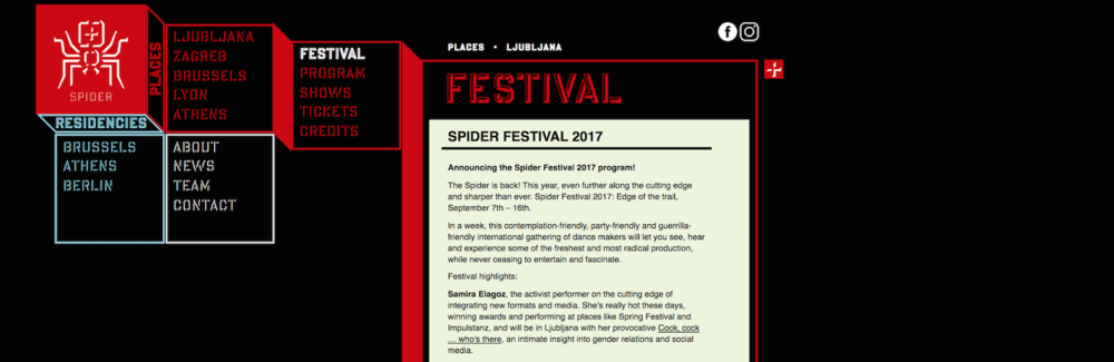Cock, Cock.. Who's There? at SPIDER Festival 13th of October at 8pm in Stara mestna elektrarna - Elektro Ljubljana