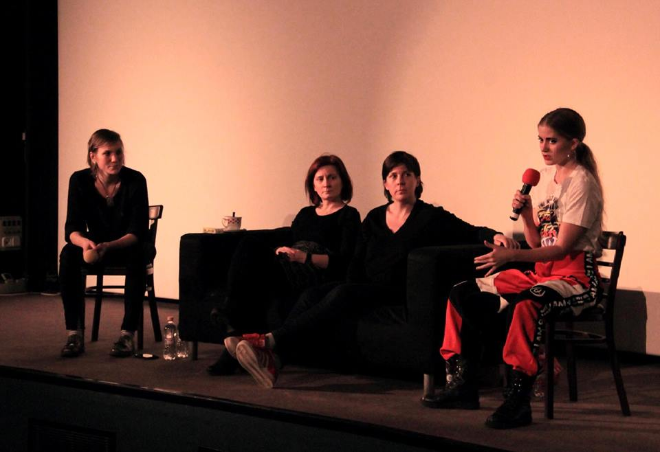 Panel on female gaze at Budapest