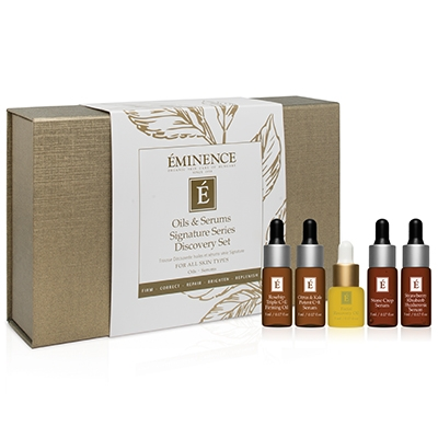 OILS & SERUMS SIGNATURE SERIES DISCOVERY SET – Limited Edition!