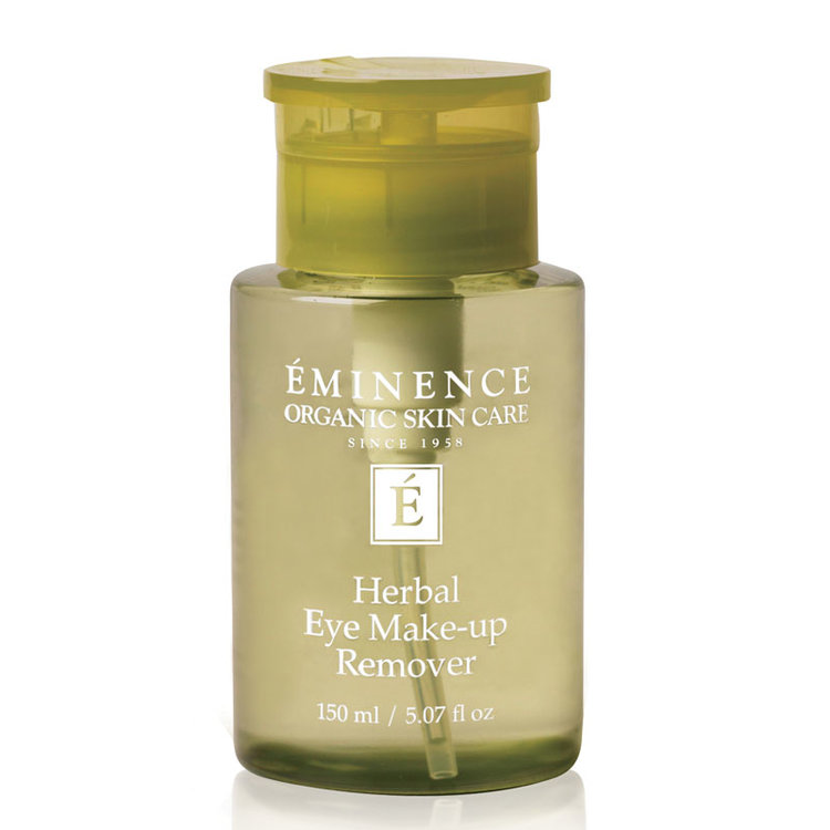 Herbal Eye Makeup Remover Raw Esthetics