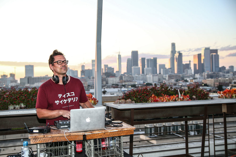 Justin Henderson - Founder and DJbender@benderflow.com