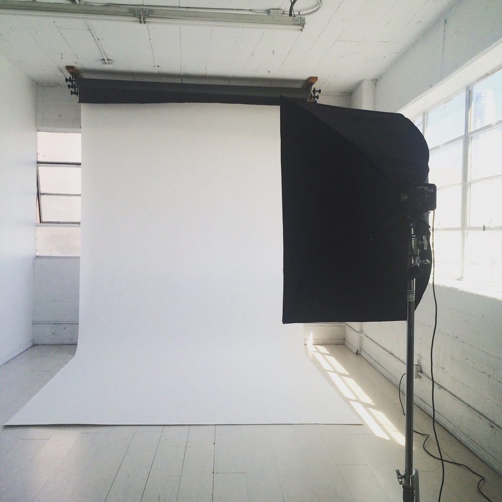 The Studio @ FD Photo Studio in DTLA.
