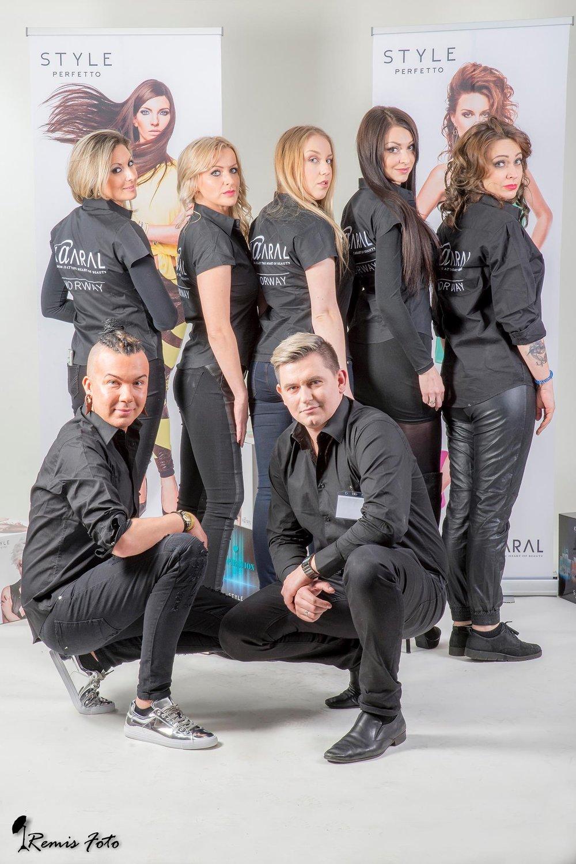 Hair Stylist Team