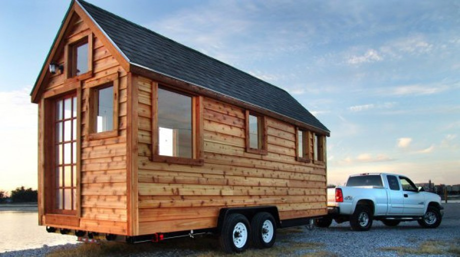 Initial understanding of a tiny house wandering on wheels Modern tiny homes on wheels