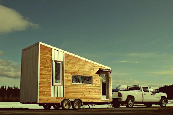 Enjoyable Initial Understanding Of A Tiny House Wandering On Wheels Largest Home Design Picture Inspirations Pitcheantrous