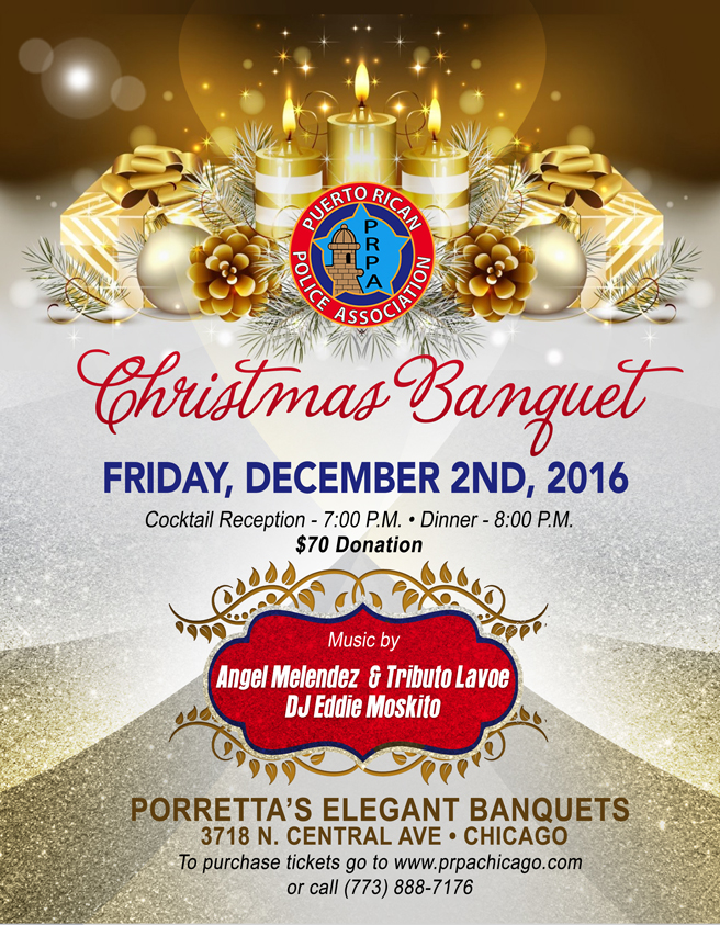puerto rican police association christmas banquet - Puerto Rican Christmas Music