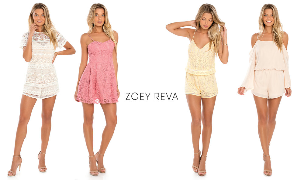 Zoey Reva Debut Collection
