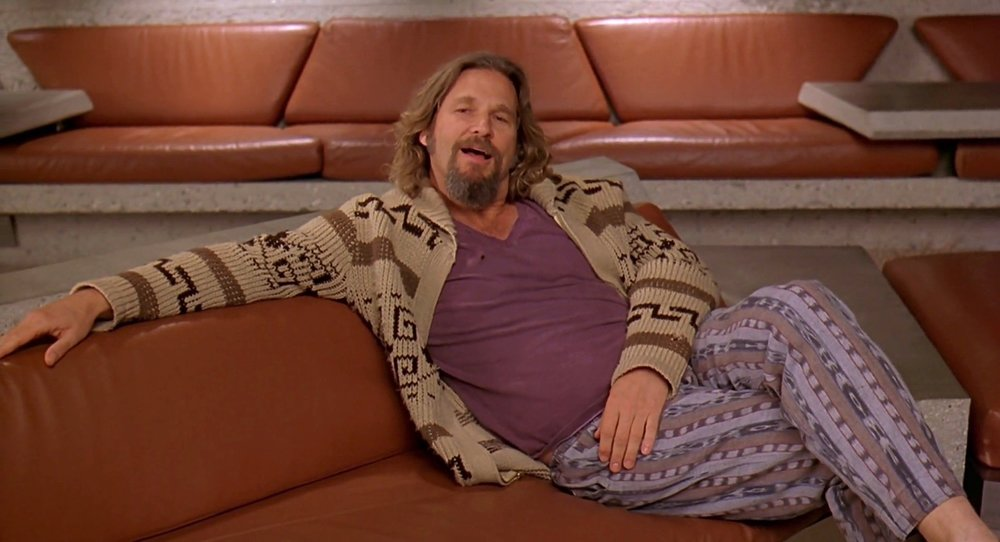 "The Dude from the ""The Big Lebowski"""