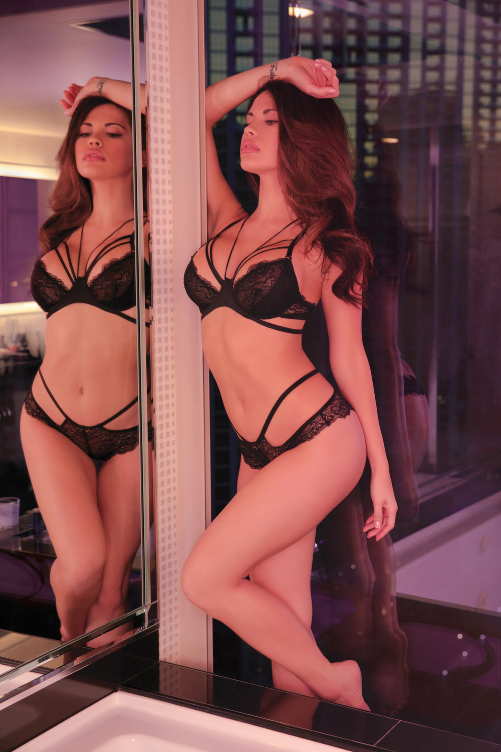 Tawny Vegas Double Vision Victor Sanabrais Photographer