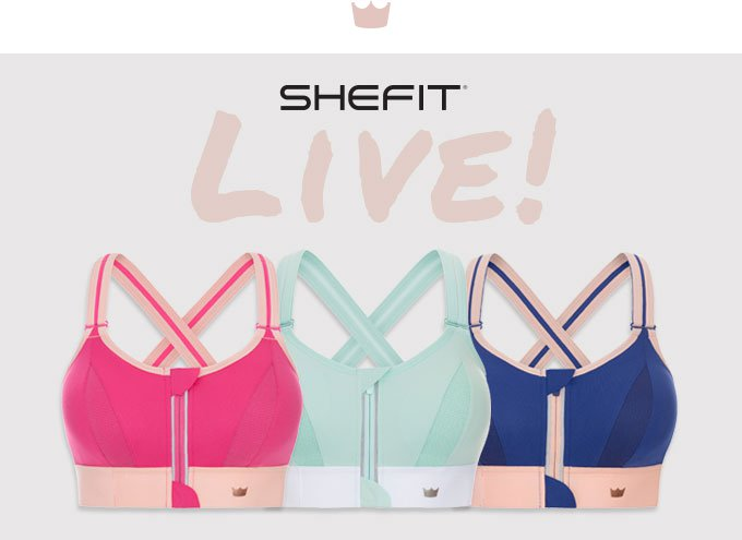 SHEFIT BRA, Fashion Photography, E-Commerce Photography, Sports Bra
