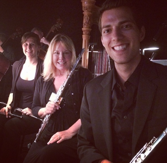 HGO Flutes, Lincoln Center Festival