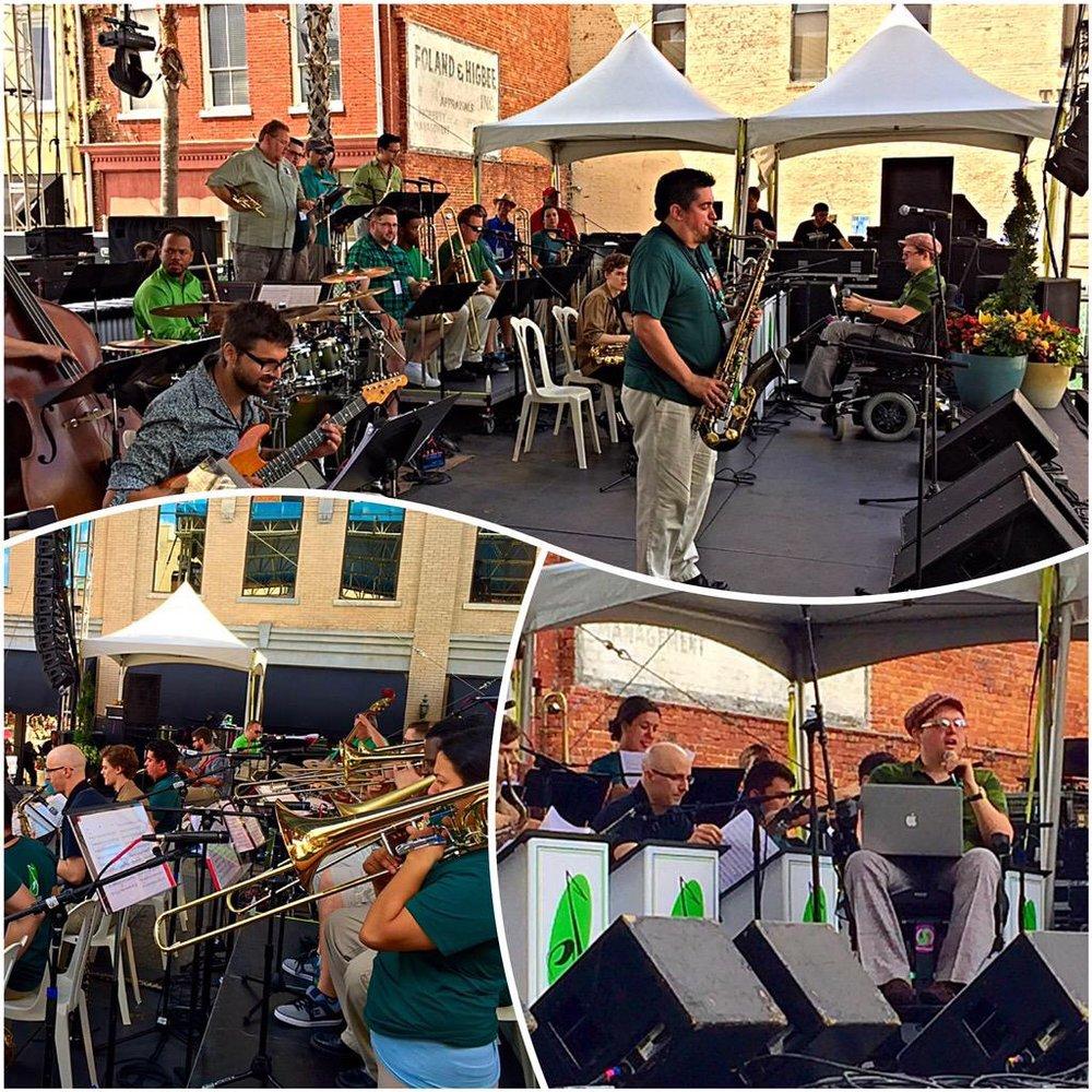 photos taken 2015 Jacksonville Jazz Festival