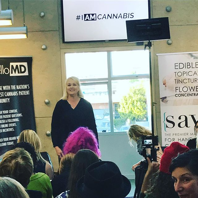 """I've been regulating for a long time, and am now realizing - this plant [cannabis] is like nothing else."" - Lori Ajax, Chris of the Bureau of Medical Cannabis Regulation ... How thrilled we are that Lori is so open to learning from the industry and is showing up to amazing events to support and share information. Her transparency is refreshing and so appreciated. ... #womeninweed #californiacannabis #cannabisregulation #cannabis #california #gatewayincubator #loriajax #sava #hellomd"