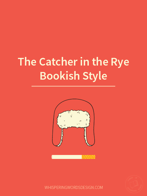 The Catcher In The Rye Bookish Style Whispering Words