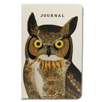 Natural Histories Owl Journal from  AMNH