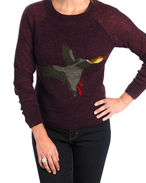 Duck Sweater from  Woolrich