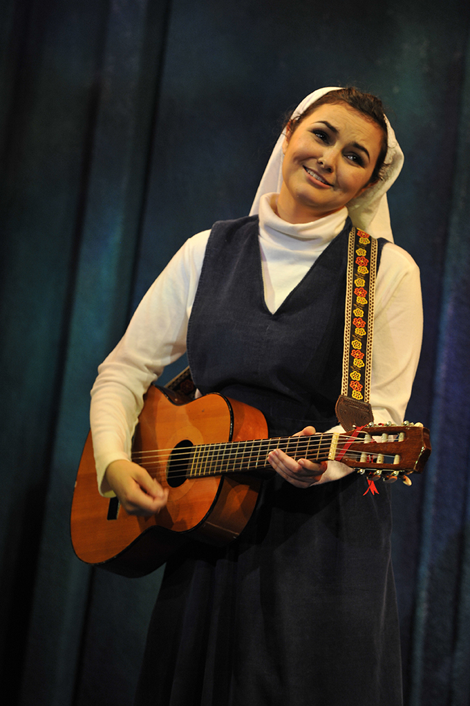 The Divine Sister