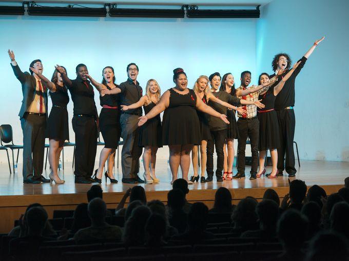 The Journey: BC/EFA Cabaret