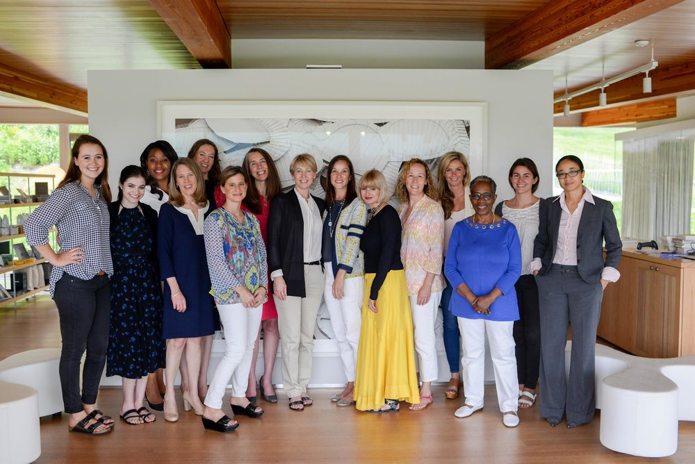 """Women Who Inspire"" roundtable: June 8th at Grace Farms (New Canaan)"