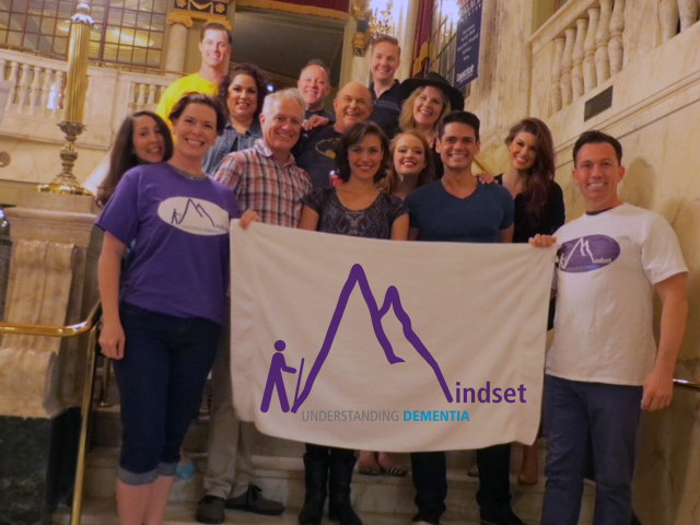 The I Love Lucy Cast supporting MindSet Dementia