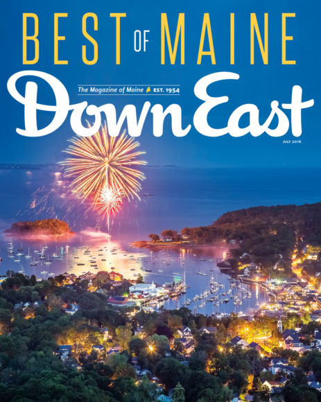 MYRO was named 'Best Band' by DownEast Magazine for their 2016 Best of Maine issue.