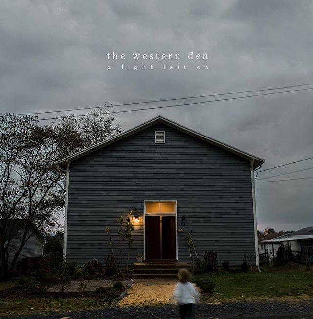 Today our artist family @thewesternden released their full length album 'A Light Left On' and we can't say enough good things about this album. We have been fortunate to share the stage with them several times and are blown away by their musicality and humbleness. Listen to this record immediately on all platforms and start your weekend right.