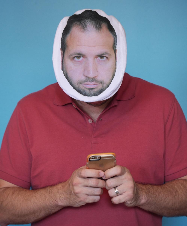 Texting Hat - Brad