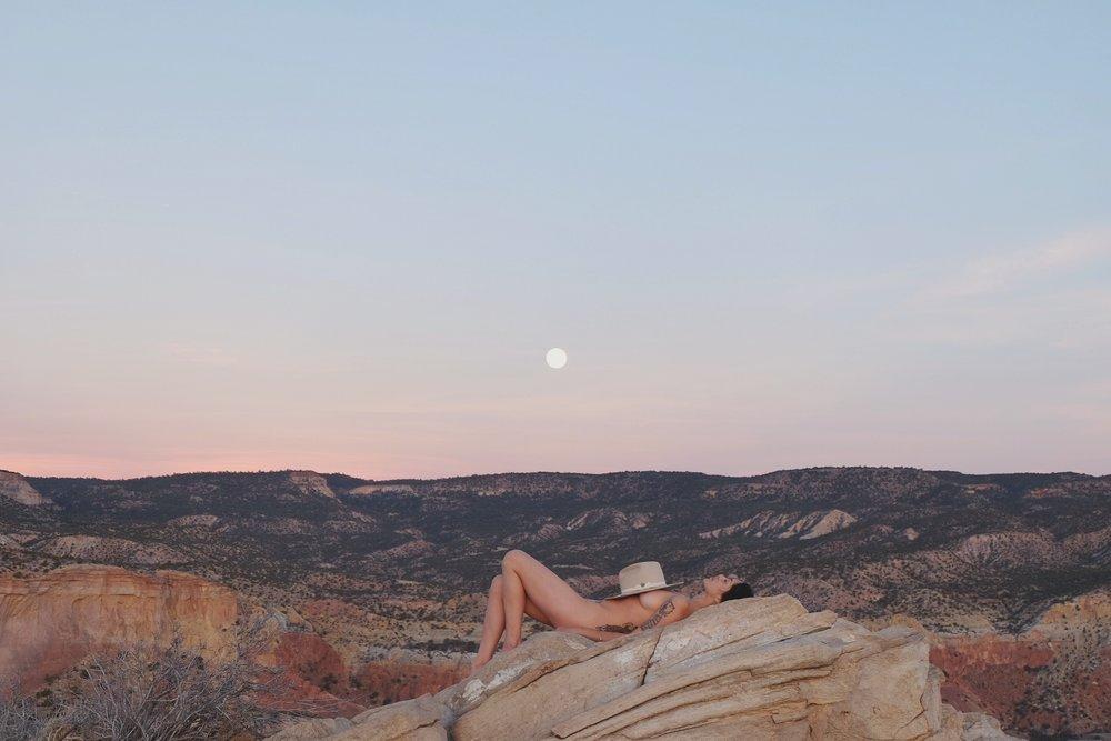 Landscape at Ghost Dancer shot by Holly Takoda Rhodes.