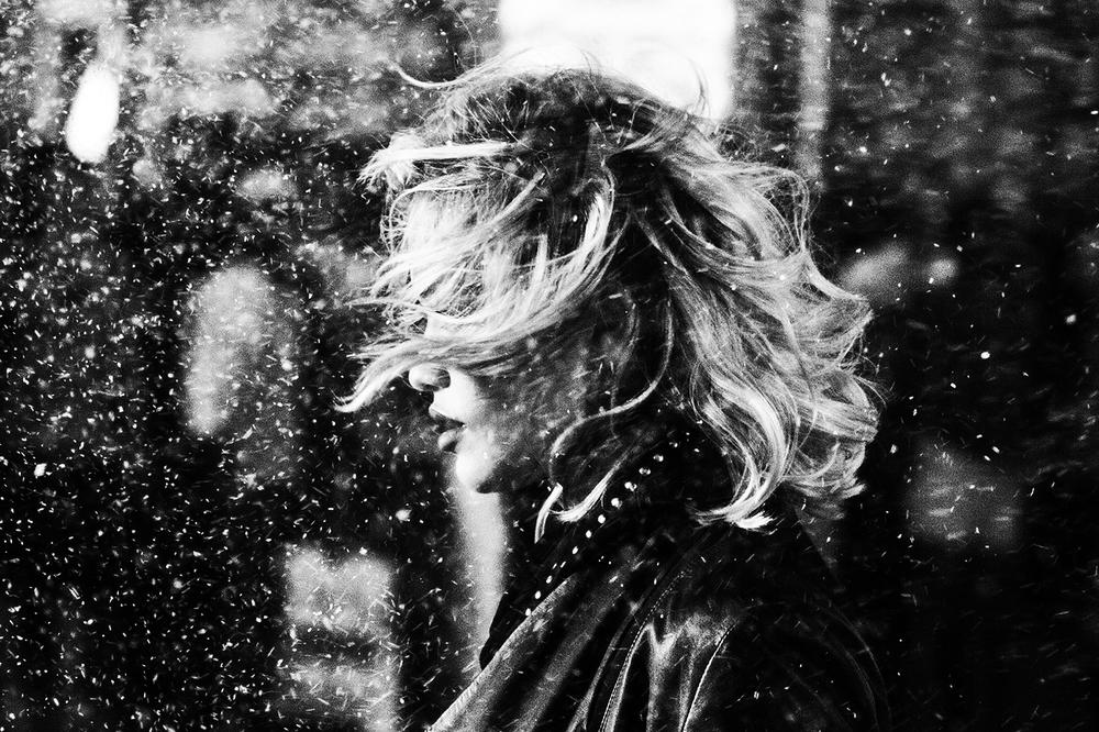 Rita Ora  DKNY Resort 2014Campaign