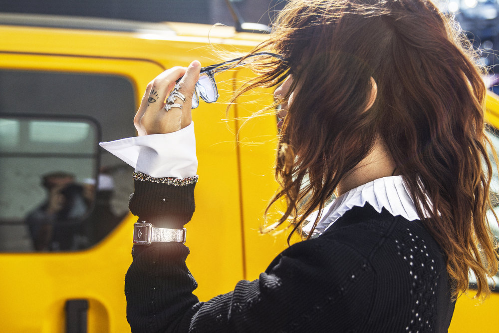 Chanel x Bazaar, 2016