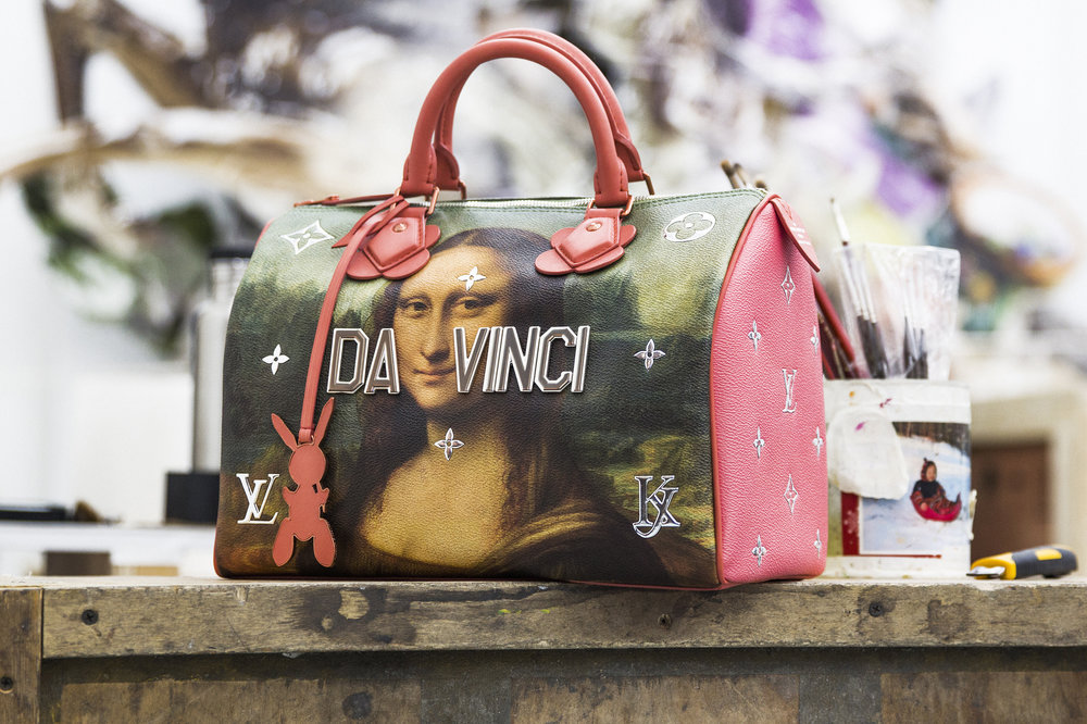 Louis Vuitton x Jeff Koons, 2017