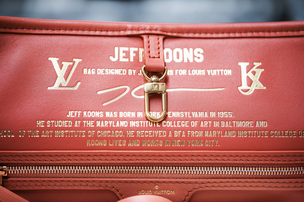 Louis Vuitton x Jeff Koons, 2017