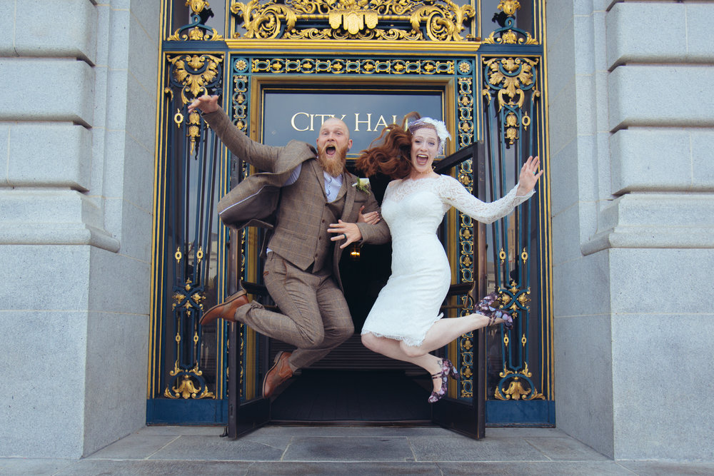 Copy of San Francisco City Hall Jump