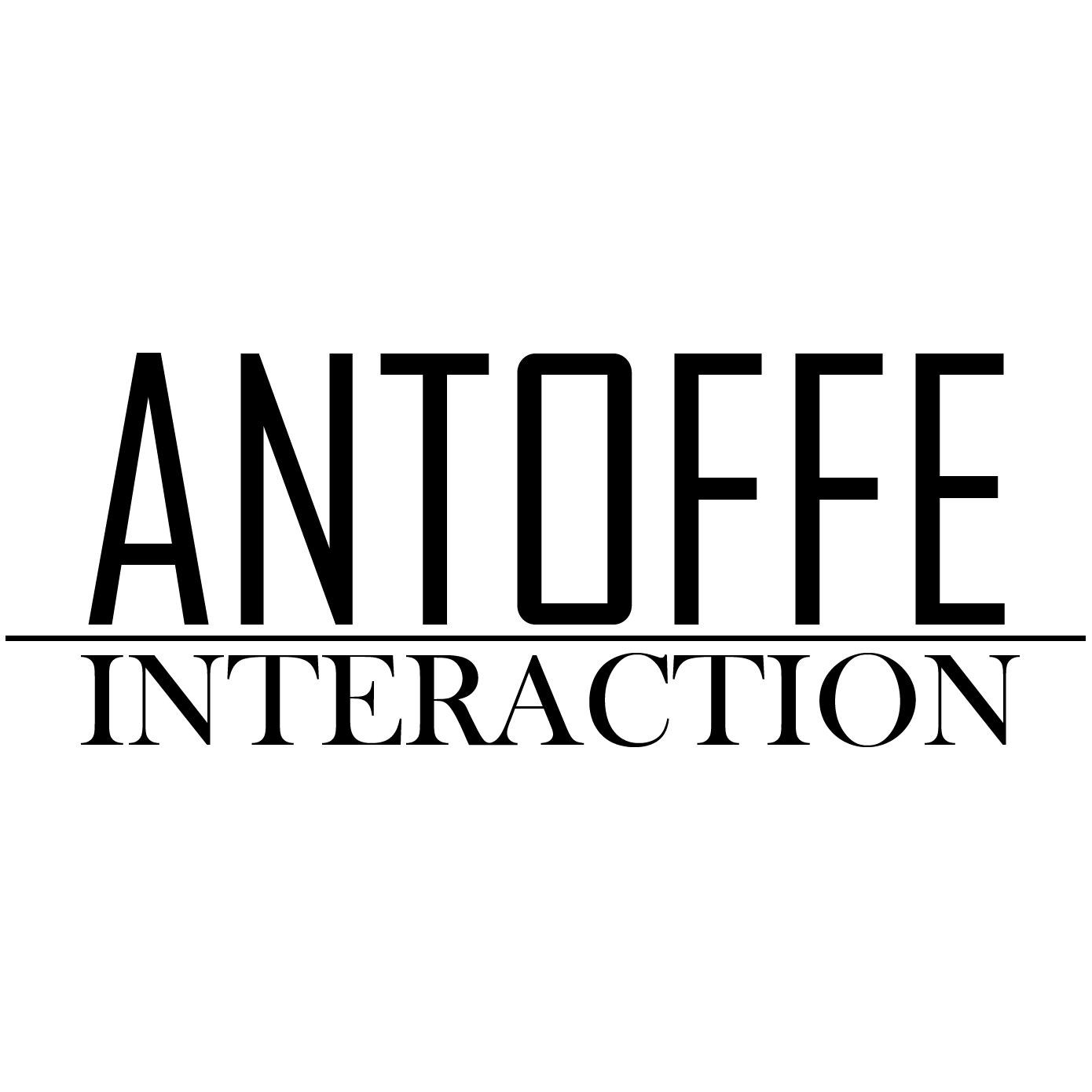 ANTOFFE INTERACTION