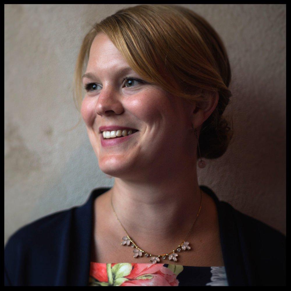 Annika Kienast <br/> Research Coordinator