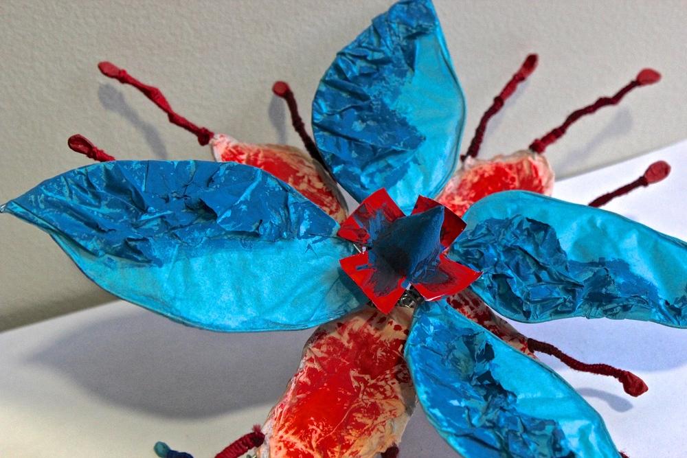 Exotic Flower Creation — Jocelyn Sargent