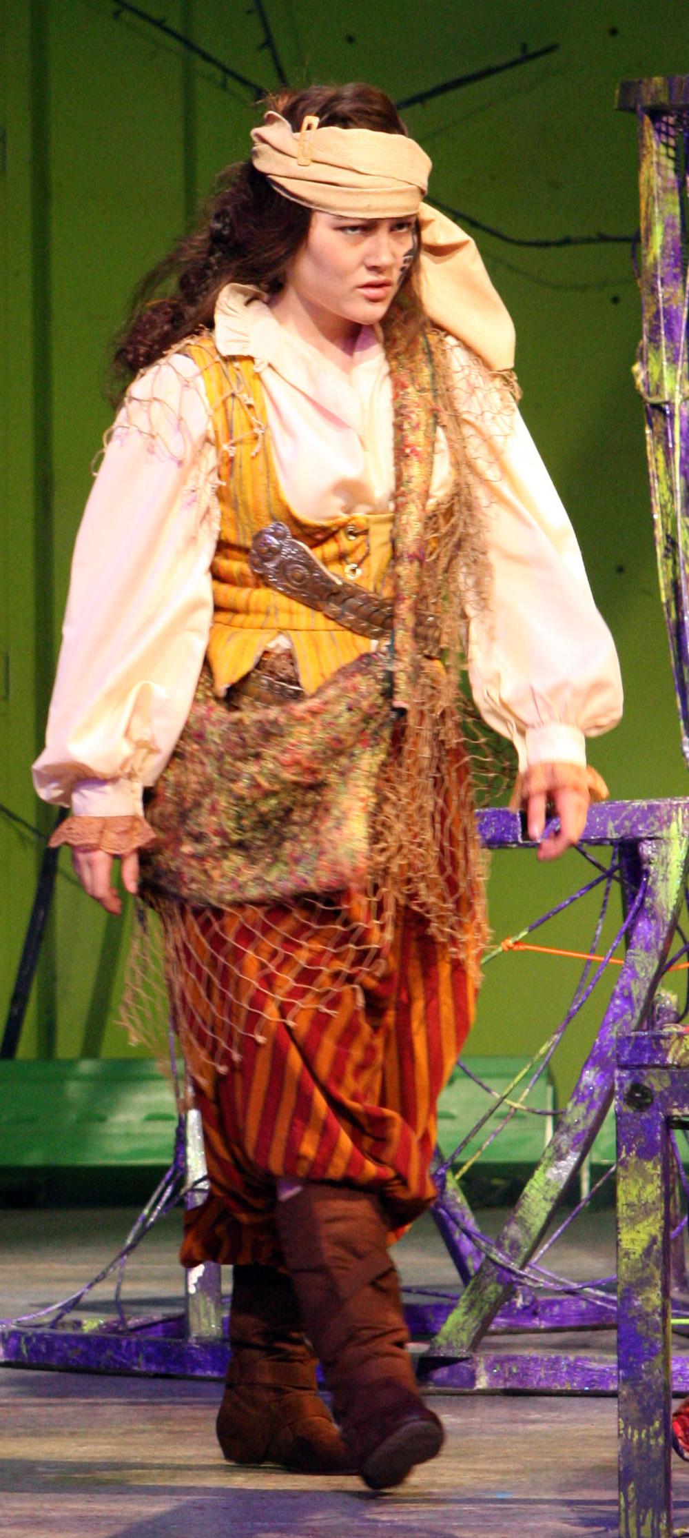 Peter Pan - Summer Repertory Theatre © Summer Repertory Theatre