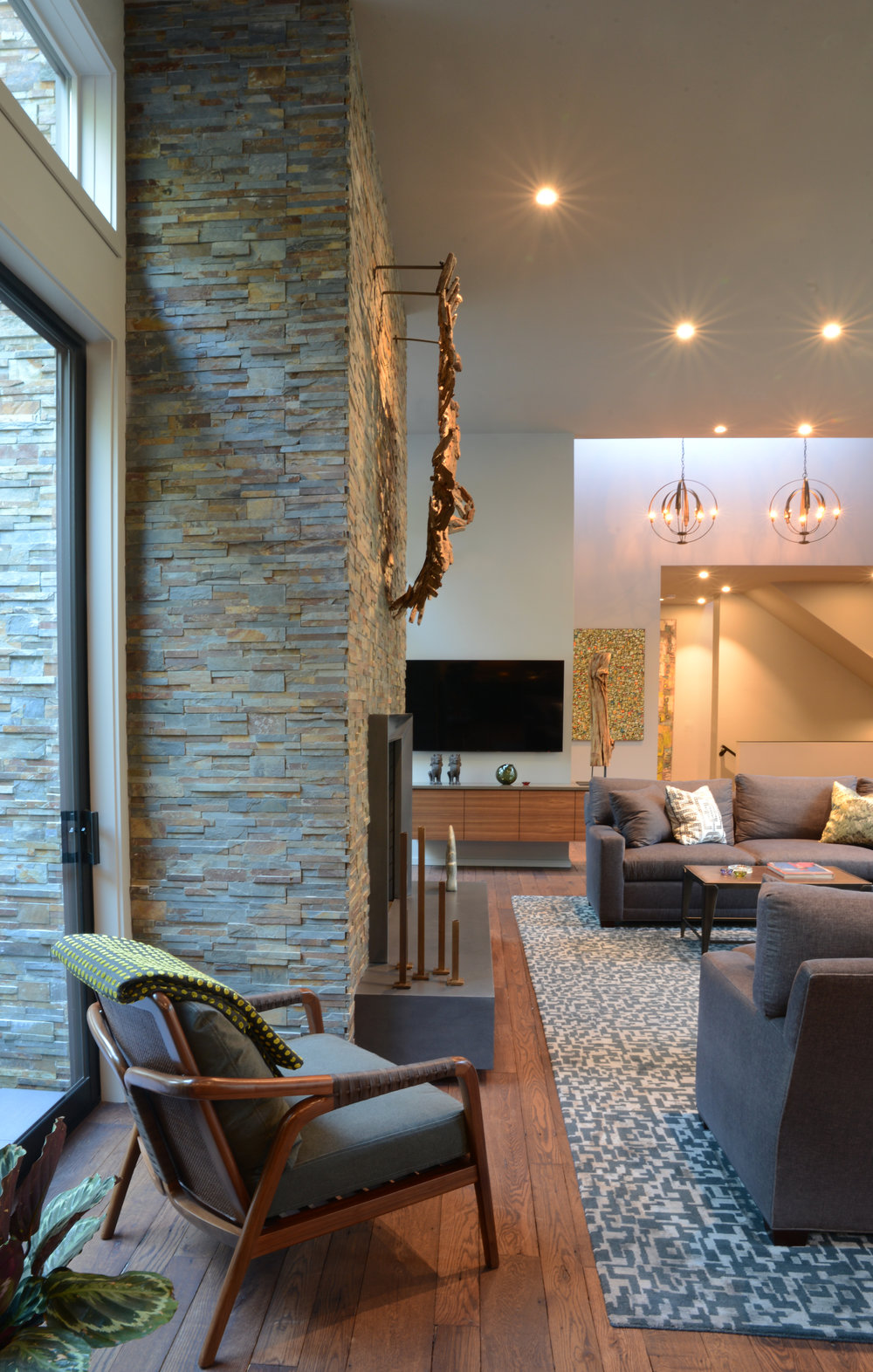 Warm Modern Interior Jeffrey Baker Architect And Interior Designer Atlanta  GA U2014 Jeffrey Bruce Baker Designs And JBB Architects And Interior Designers