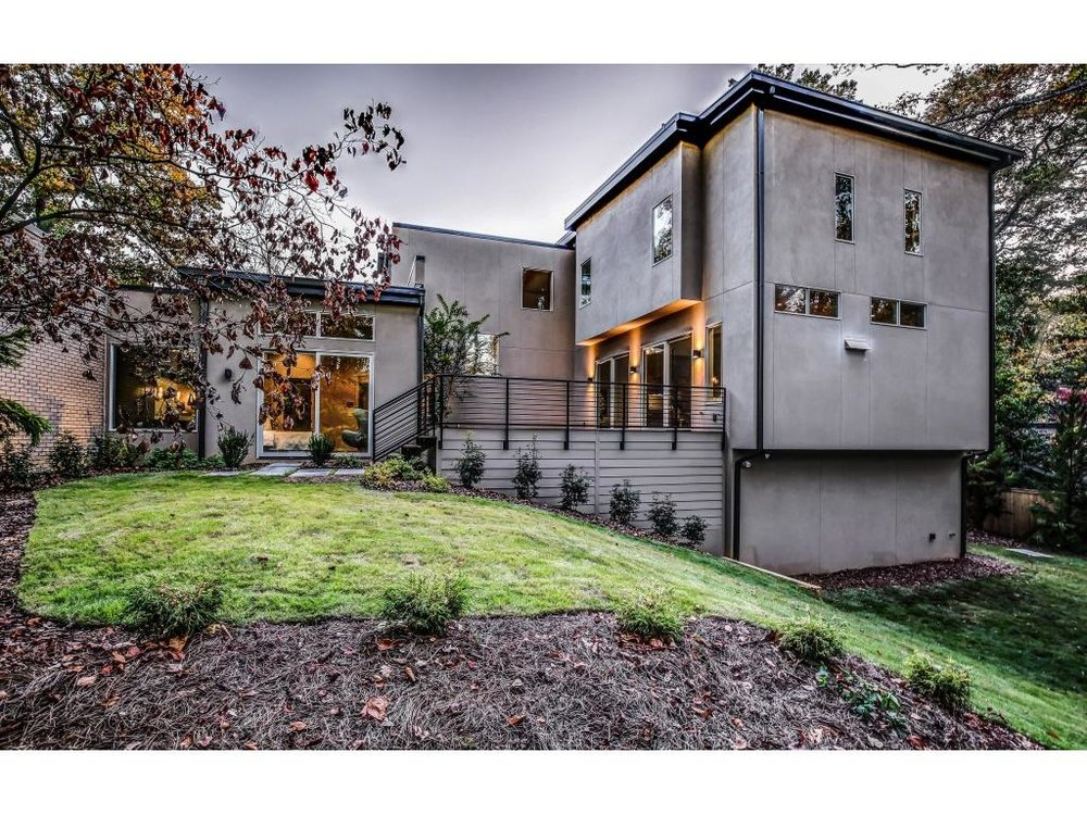 Tall Modern Home Design U2014 Jeffrey Bruce Baker Designs, Architects And  Interior Designers
