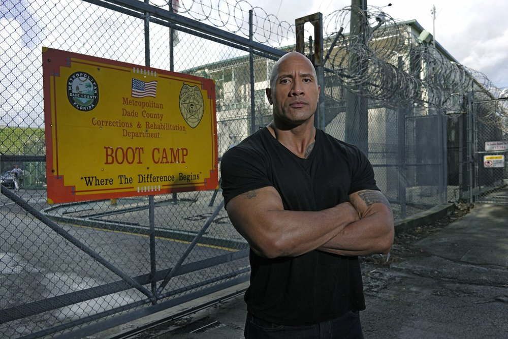 """Rock and a Hard Place 360 - USA Today.Documentary. 360-Video. Digital Short.An immersive look at the world within the hit HBO documentary, featuring Dwayne """"The Rock"""" Johnson."""