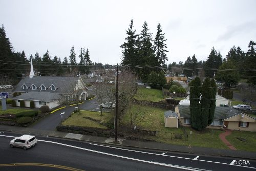Mixed Use development site located in the CBD of Mountlake Terrace. Minutes to I-5, Ballinger Way, and I-5 park and ride lot. Presently being used as a church and 3 SFR. West 3 lots zoned MD/MU 5 story, East 3 lots 2 or 3 story live and work or townhomes. Residential rents in area approximately $1.62/sf. This area is very handy to transportation corridors going North, South, East and West and is rapidly being redeveloped. 123 unit project to the S 70% rented rents averaging $1.62/sf.