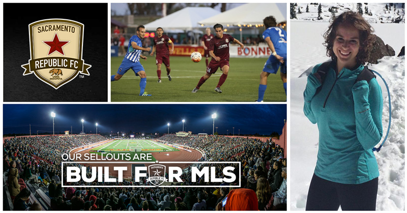 Photo Credit: Sacramento Republic FC and Kelsey Price