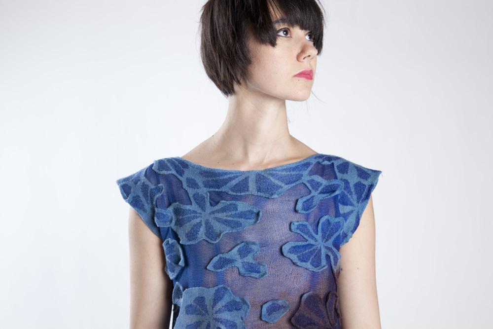 Broken Tiles Dress