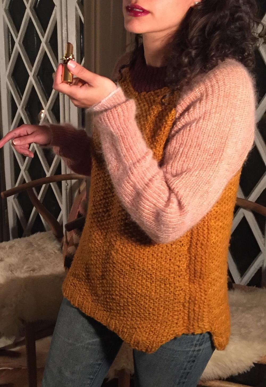 Turmeric Sweater
