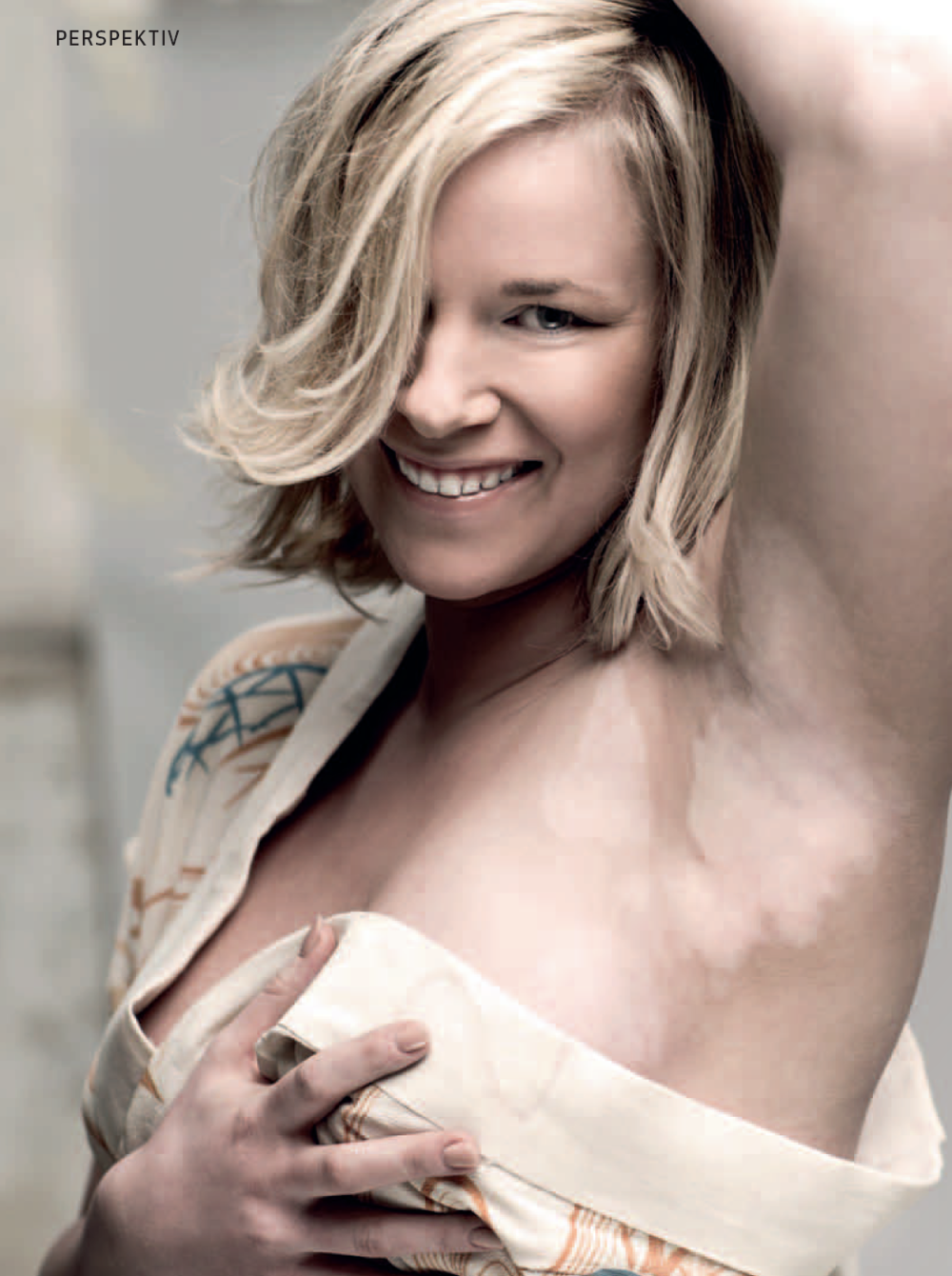 Fra artiklen 'Mig og min krop' som jeg skrev for Femina, med 7 modige kvinder.