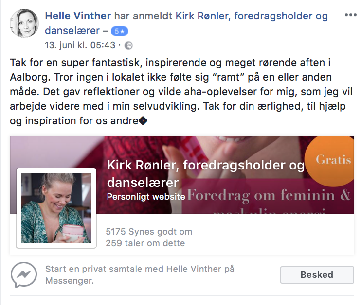 online dating på 19
