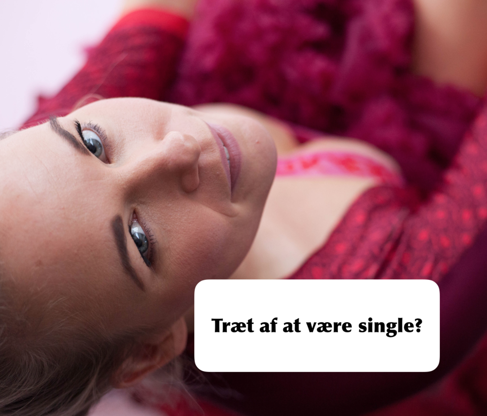 Sådan får du en kæreste - inspiration til dit datingliv. Online foredrag med Kirk Rønler